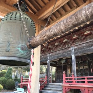 音楽寺の梵鐘