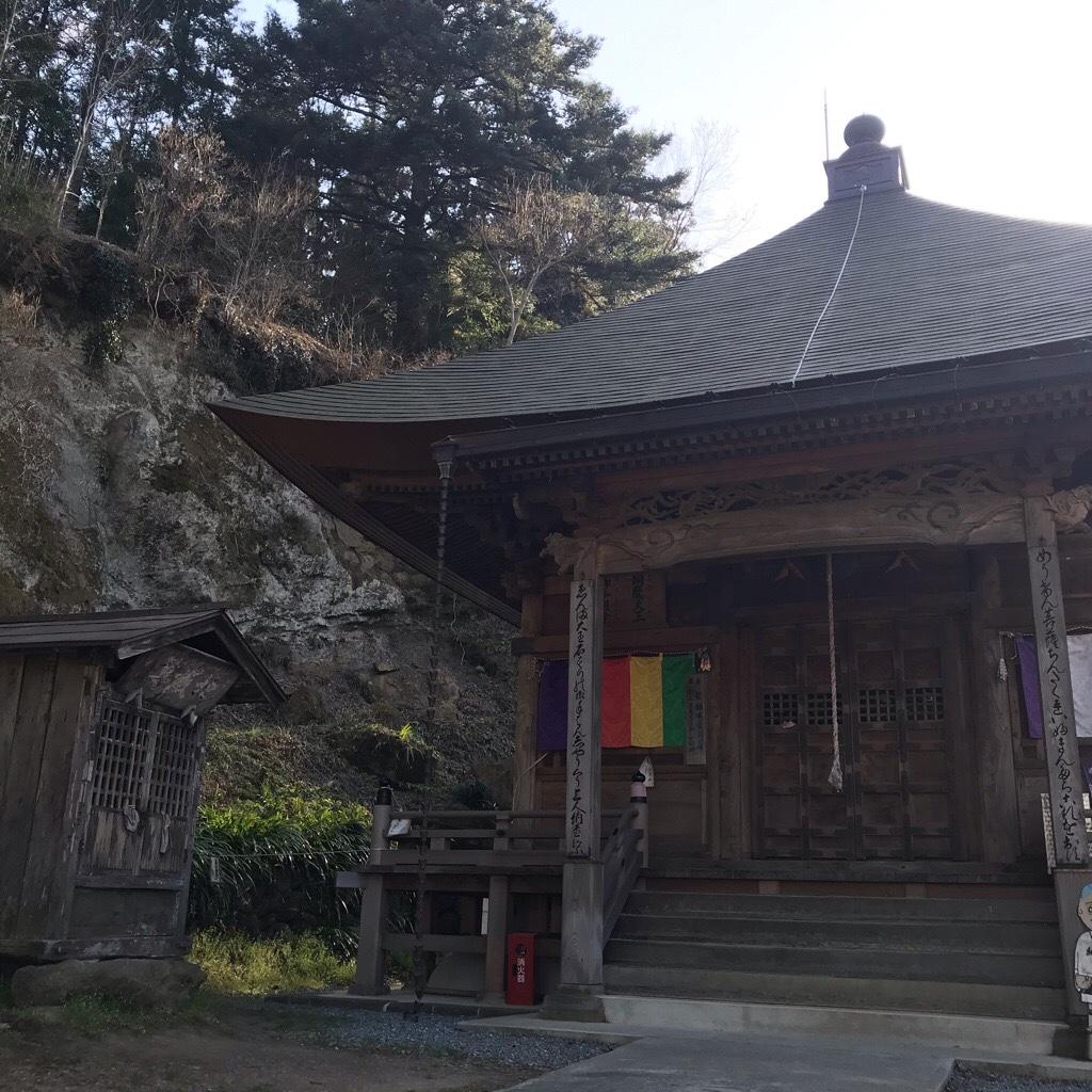 久昌寺の観音堂