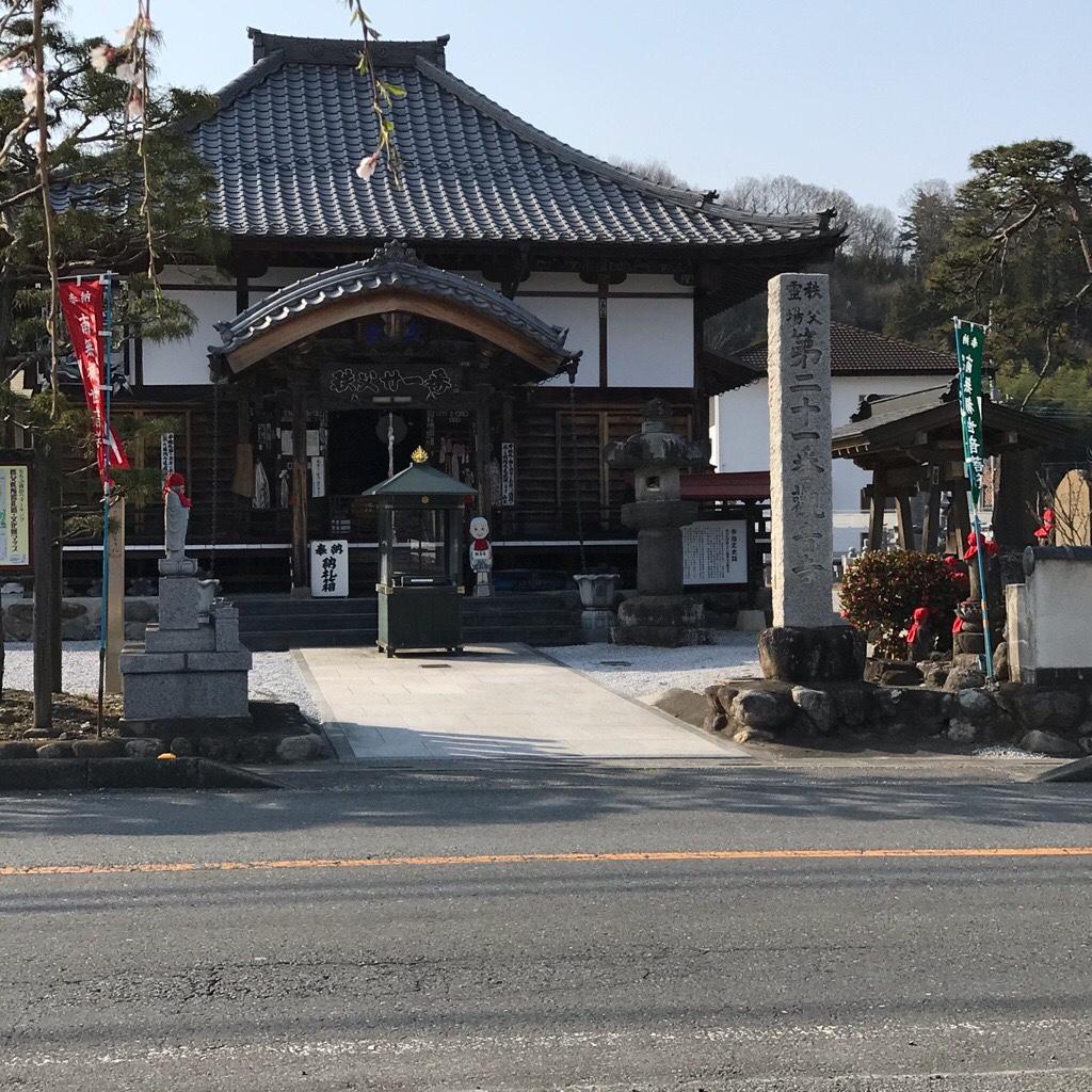 観世寺本堂