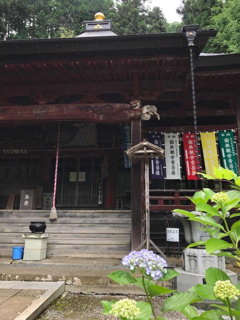 法雲寺観音堂